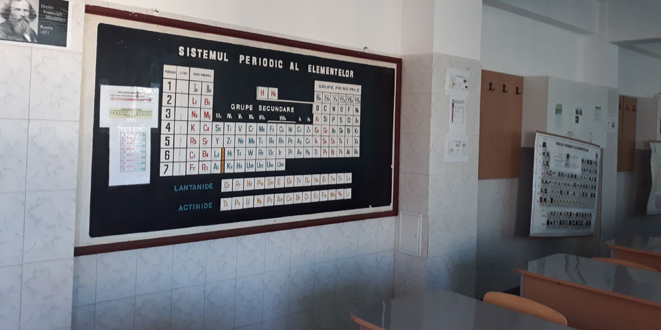 laborator-chimie